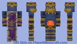 Bomb King [Paladins] Minecraft Skin