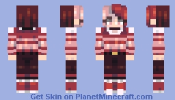 [RC] Cherry Minecraft Skin