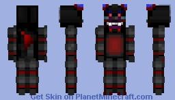 Dark_ShadowFox (FIXED) Minecraft Skin