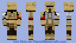 Shoretrooper Commander Rogue One Minecraft Skin