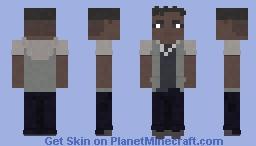 Kelly   The Walking Dead   Evolution Minecraft