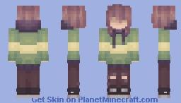 Kris - Deltarune Minecraft