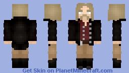 Micah Bell Minecraft Skin