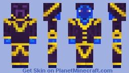 MikeLeonCraft Skin Minecraft Skin