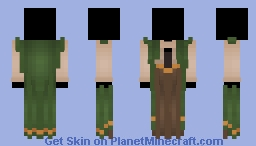 Green Cape // don't use on Massivecraft Minecraft Skin