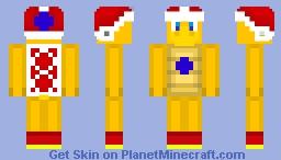 Medic Bro Minecraft Skin