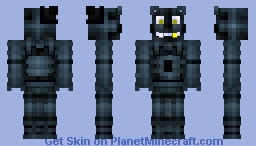 Endy (Foxy's Fun House) Minecraft Skin