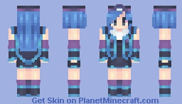 Francisca - Request Minecraft Skin