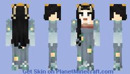 "[LotC] Chinese Concubine ""Cairen"" Minecraft Skin"