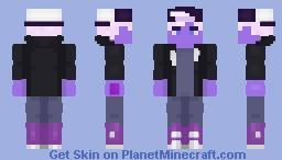 Amethyst   Steven Universe Gemsona Minecraft Skin
