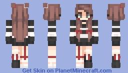 stripes. // Seta Minecraft Skin