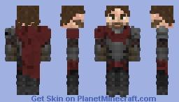 [LotC] Stanley's Crimson Guard Armor Minecraft Skin