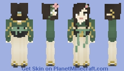 [LOTC] Oriental Simplicity Minecraft Skin