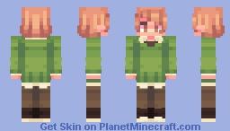 boy in the bubble(+art) Minecraft Skin