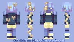 lapis Minecraft Skin