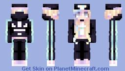 [Kari] STRIPES Minecraft Skin