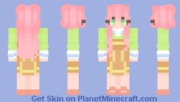 Watashi (Humanity has declined) Minecraft Skin