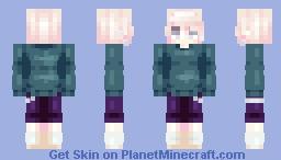 [Kari] Pearl || Contest Entry Minecraft Skin