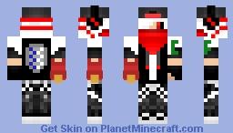 CyberNinja- OldSkins Minecraft Skin
