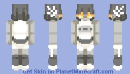 ∽ Those Who Carried On ∽ Minecraft Skin