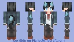 Rin Okumura~ [+1 Alt] Minecraft Skin