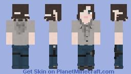 Carl Grimes   The Walking Dead   How It's Gotta Be Minecraft