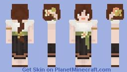 halfling skin (my oc) Minecraft Skin