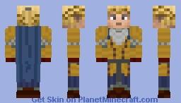 Elladain Minecraft Skin