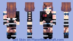 [Kari] Q || Contest Entry Minecraft Skin