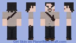 Glenn Rhee   The Walking Dead   First Time Again Minecraft