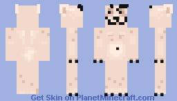 I'm bear. I'm mammal. I'm evil. I'm polar. I'm claw, haha. I'm very danger. I'm kill, ha, die idoit. I'm deat. I'm crazer. I'm jeff. I'm brow. Where is pole? North one? Haha, help me, need fish. Fish. Minecraft Skin