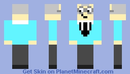 Mr Rental Minecraft Skin