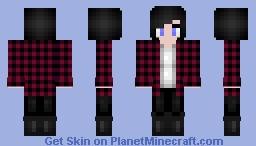 [𝒜𝓊𝓉𝓊𝓂𝓃] 𝒲𝒽𝑒𝓃 𝒯𝒽𝑒 𝒲𝑜𝓇𝓁𝒹 𝒮𝓉𝑜𝓅𝓈 Minecraft Skin