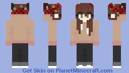 Toffee Minecraft Skin