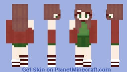 Christmas Contest Reshade Results! Minecraft Skin