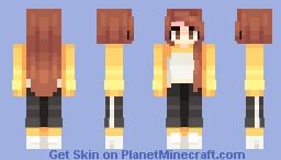cheryl bombshell Minecraft Skin