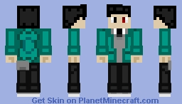 More of the Same Minecraft Skin
