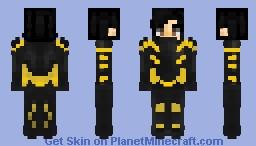 Orphan / Cassandra Cain (Rebirth) JC Minecraft Skin