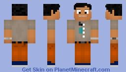 Sir Neri 2.0 Minecraft Skin