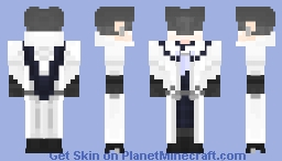 Choir Set (Attire) - [Bloodborne] Minecraft Skin