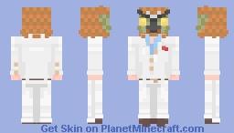 Mobster / Rasmus    Hotline Miami    Part One; Phonecalls    Alt in Desc Minecraft Skin