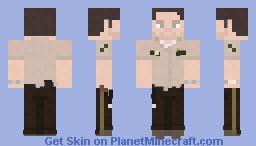 Rick Grimes   The Walking Dead   Guts
