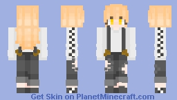 Sick of playing games Minecraft Skin