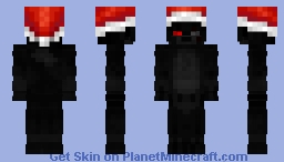 Christmas Werewolf Minecraft Skin