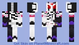 Kamen Rider Zi-O Decade Armor W Form Minecraft Skin