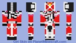 Kamen Rider Zi-O Decade Armor Wizard Form Minecraft Skin