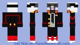 OC : The Reaper (Re-shade) Minecraft Skin