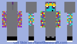 This is for my friend Minecraft Skin