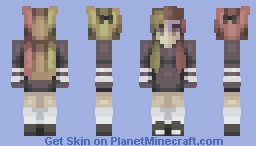 xgfuxy | 0020 Minecraft Skin