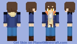 Mobile Suit Gundam UC-Banagher Links Minecraft Skin